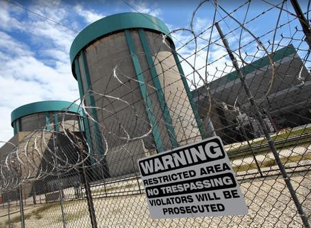 Испытания оборудования электростанций. АЭС США.