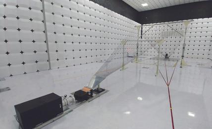 Испытательная излучающая установка Replex NEMP-TTG-250KV для MIL-STD-461 RS105