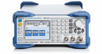 Бюджетный генератор сигналов SMC100A до 1 или 3ГГц