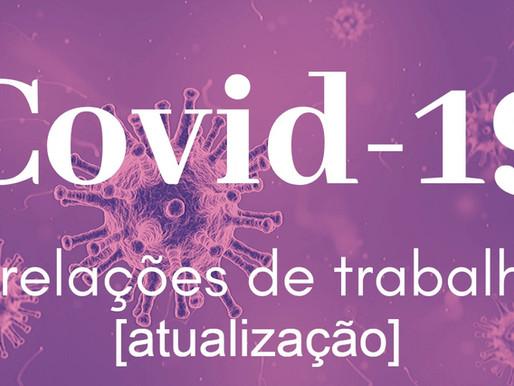 [Atualização] Covid-19 e relações de trabalho no Brasil