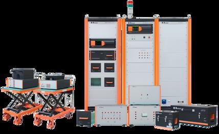 Испытательная система 3СЕУЫЕ DO 160S22 для имитации воздействий на летательные и космические аппараты