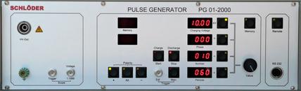 генератор для проверки изоляции и испытаний электрических и электронных счетчиков электроэнергии PG 01-2000