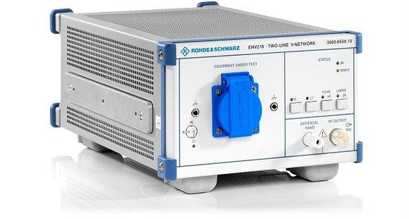 R&S® ENV216 V образный двупроводный эквивалент сети