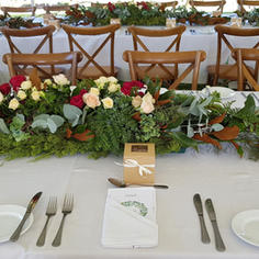 Table Cloths and Serviettes