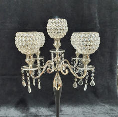 Crystal Candleabra 5 arm large