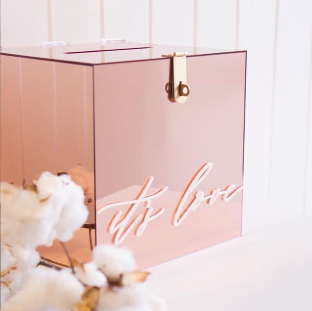Wishing Well - Rose Gold