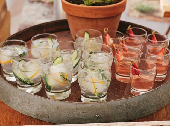 Cocktails on Barrel