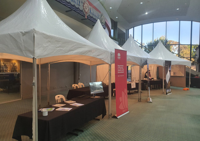 Murray Darling Association Conference 2021 - Exhibition Space