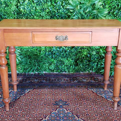 Timber One Draw Table