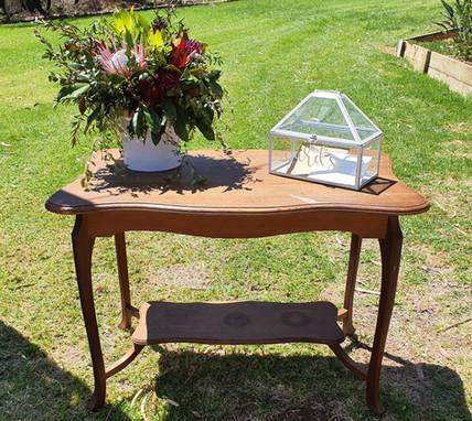Wavy Table