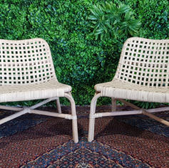 Rattan Easy Chair