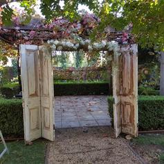 Antique Timber Doors