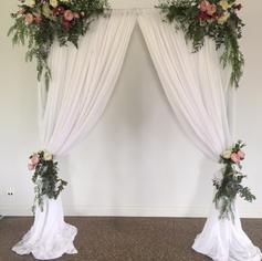 Curtain Drape Backdrop
