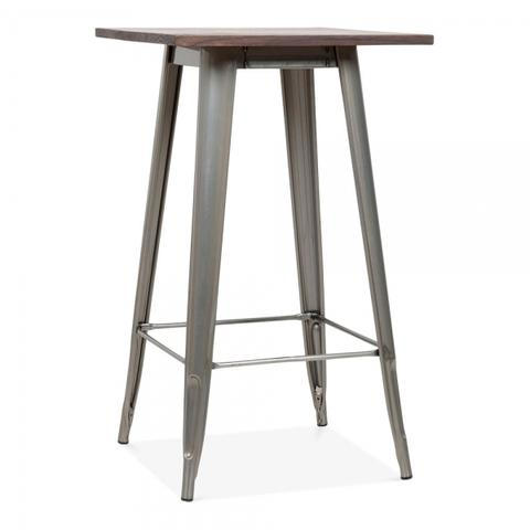Square Top Bar Table