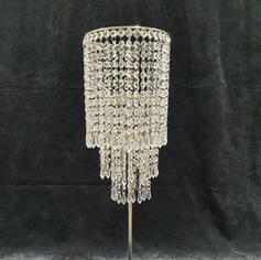 Crystal Candle Holder with 3 Layers