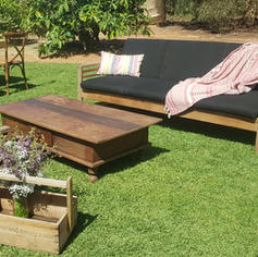 Timber Outdoor Lounge