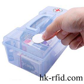 [NST-PR25A]NFC PET Waterproof Disk Adv. (10pcs)