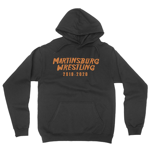 Martinsburg Wrestling Hooded Sweatshirt