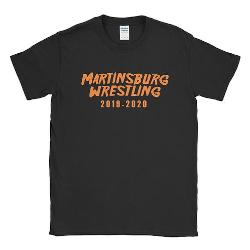 Martinsburg Wrestling T-Shirt