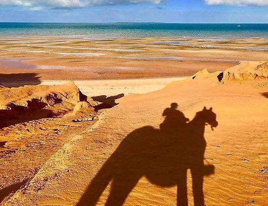 horse riding vilanculos mozambique