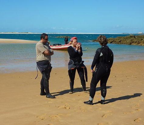 padi discover scubadiving odyssea dive vilanculos mozambique