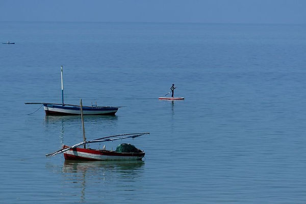 stand up paddle vilanculos mozambique