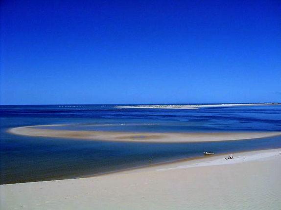 Bazaruto kitesurf vilanculos mozambique