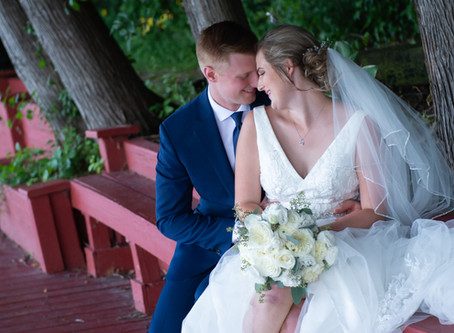 An Outdoor Wedding at Camp Brosius Elkhart Lake Wisconsin
