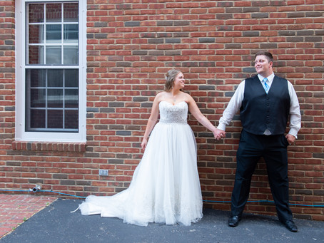 A wedding at Revere's Wells Street Tavern, Delafield, WI