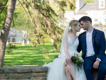Avi & Sensie's Backyard wedding.