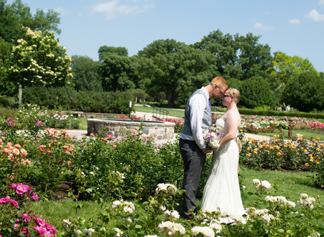 Outdoor Locations for a Photo Session in the Milwaukee Area.