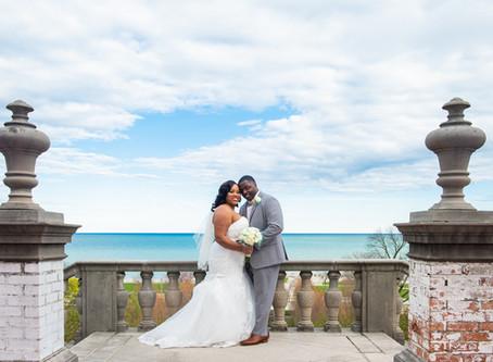 A wedding that includes pictures at Villa Terrace & reception at Davians Banquet