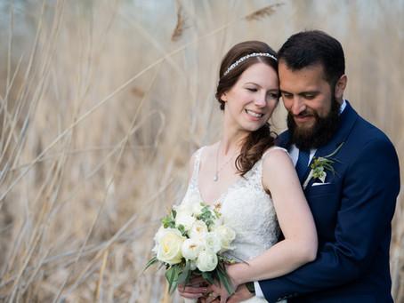 Green Bay Outdoor Wedding