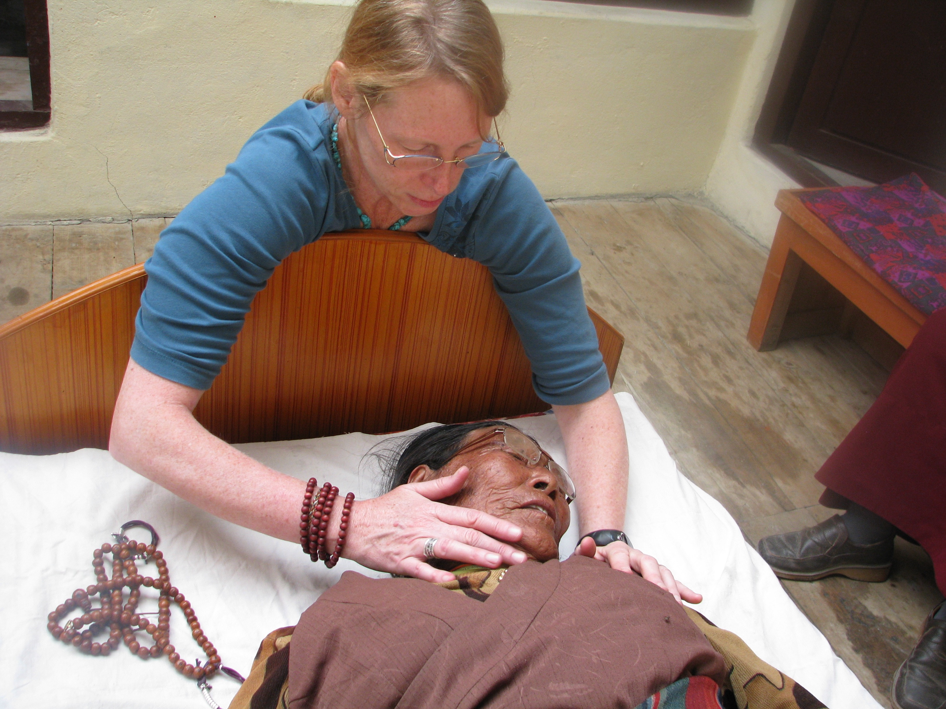 Physiotherapy in Mustang