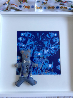 Starry Night Bear