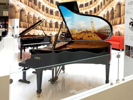 FAZIOLI Tribute to Venice 新款藝術設計鋼琴