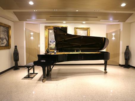 新竹文化盃音樂大賽鋼琴組指定使用 FAZIOLI F308