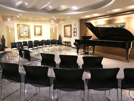 FAZIOLI 鋼琴中心租借辦法