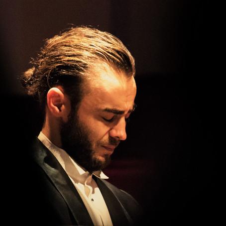 【FAZIOLI 名家系列】2017年魯賓斯坦國際鋼琴大賽銀牌 ─ 丹尼爾 ‧ 齊奧巴奴 Daniel Ciobanu