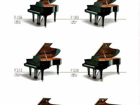 客製化訂製您理想的FAZIOLI鋼琴