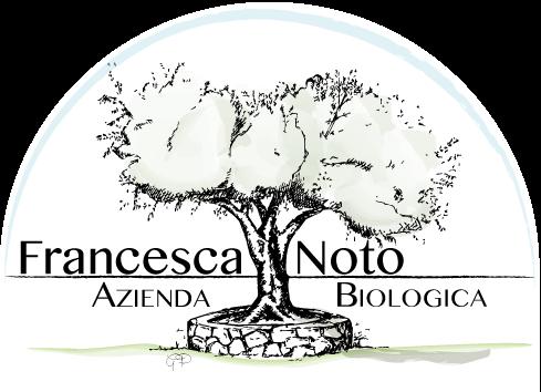 logo Azienda Francesca Noto, albero, ulivo