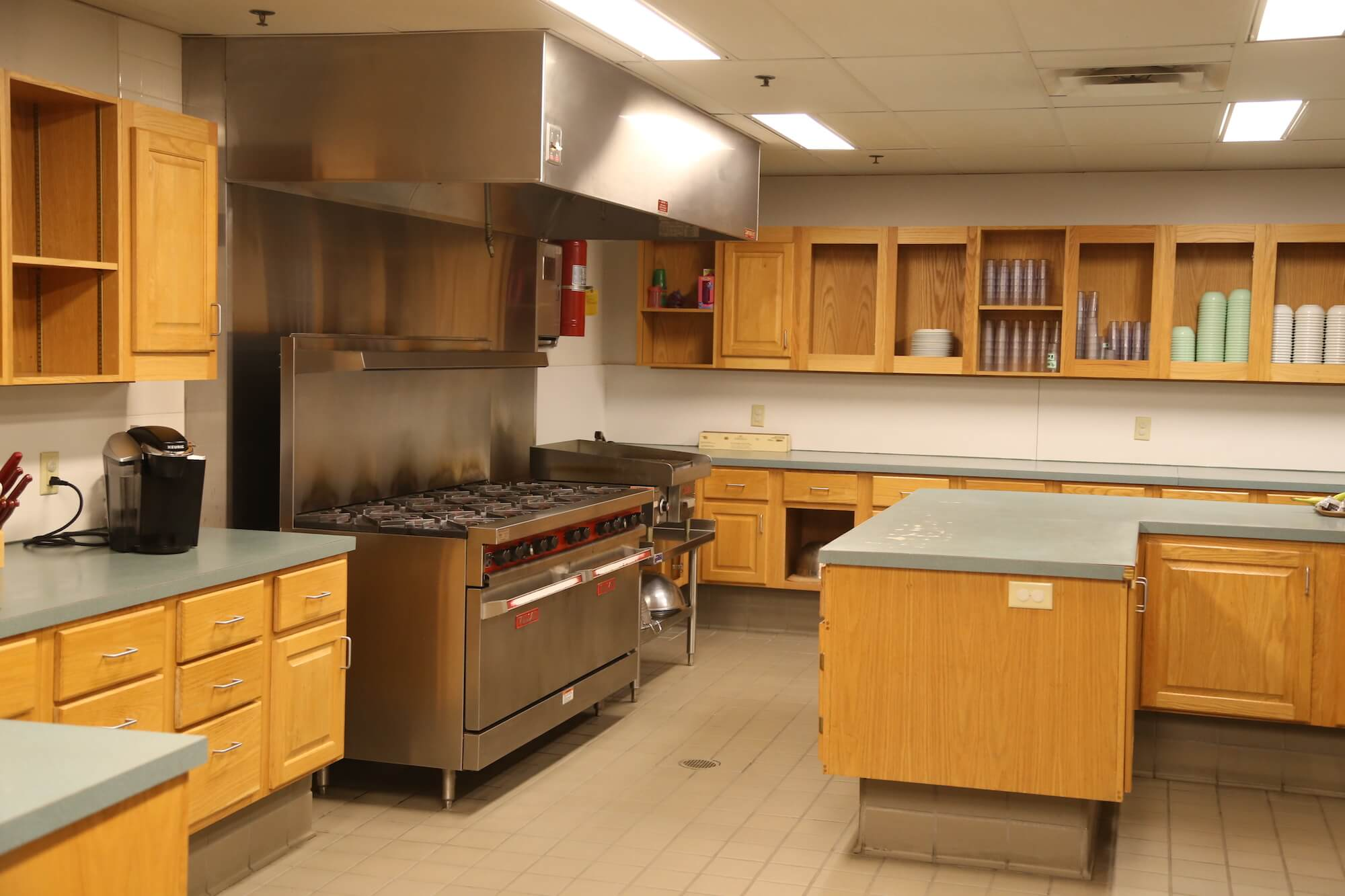 New Beginnings Commercial Kitchen