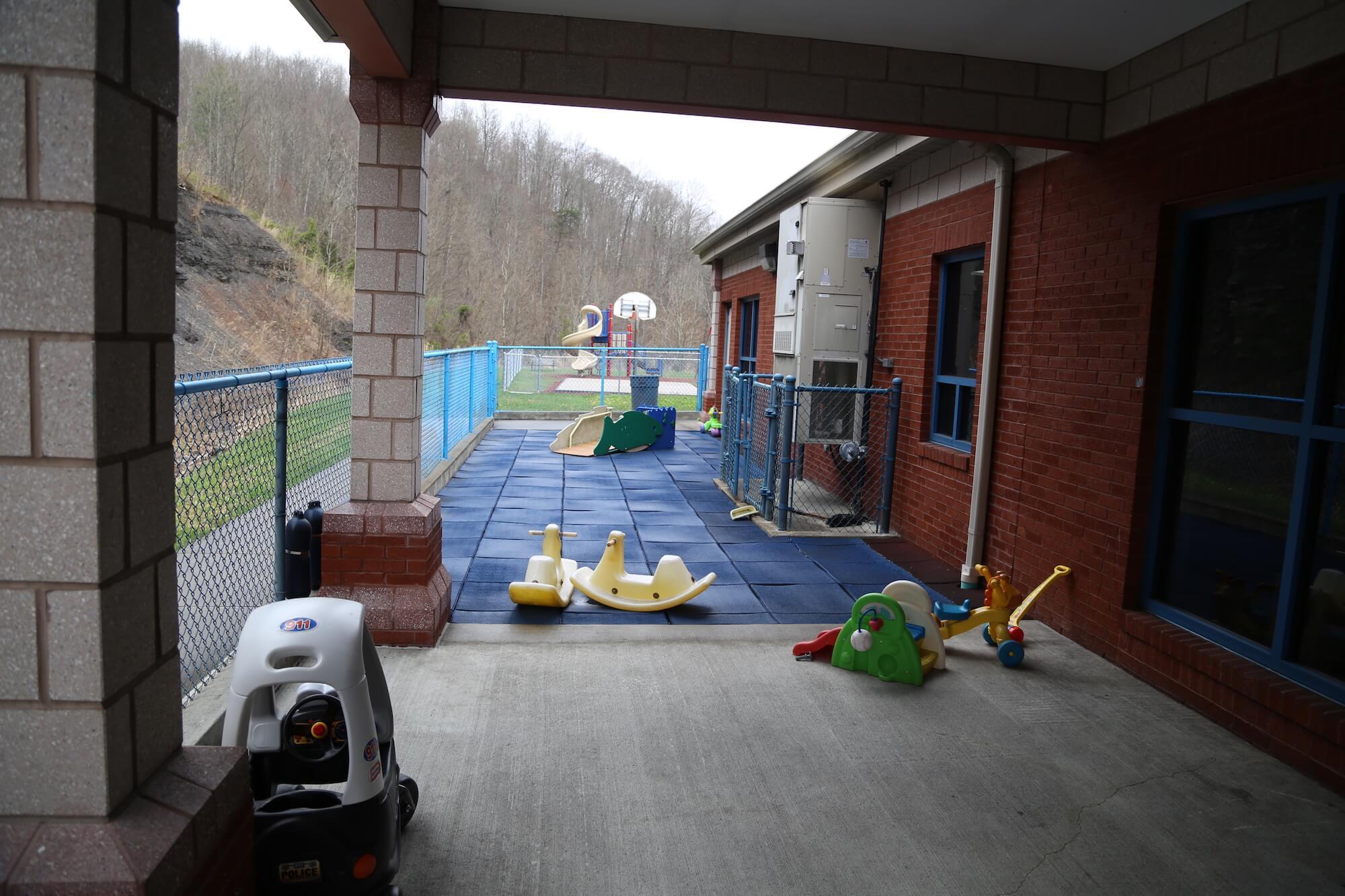 Toddler Playground, New Beginnings