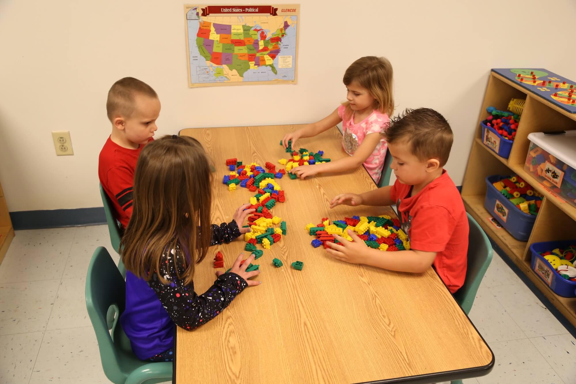4 Year Old Preschool New Beginnings