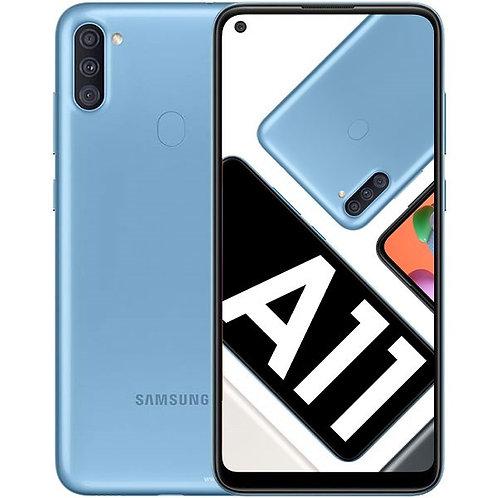 Samsung Galaxy A11 32gb Blue Dual Sim Brand New Unlocked