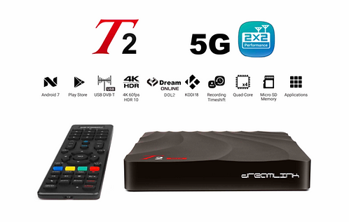 Dreamlink T2 5G Android Box
