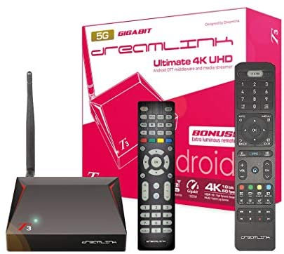 Dream Link T3 4K Android Box