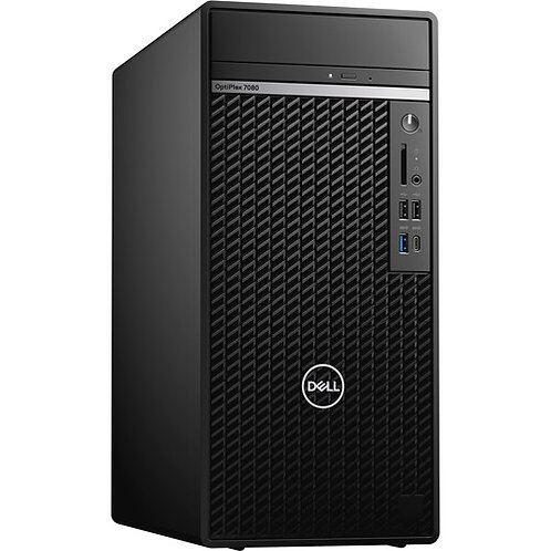 Optiplex 7080 Tower -i5, 8GB, 256GB SSD, 5 Year Warranty
