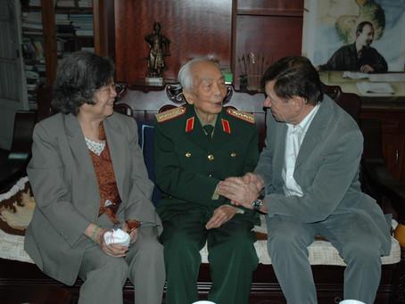 Légende planétaire, le général Vo Nguyen Giap n'est plus.