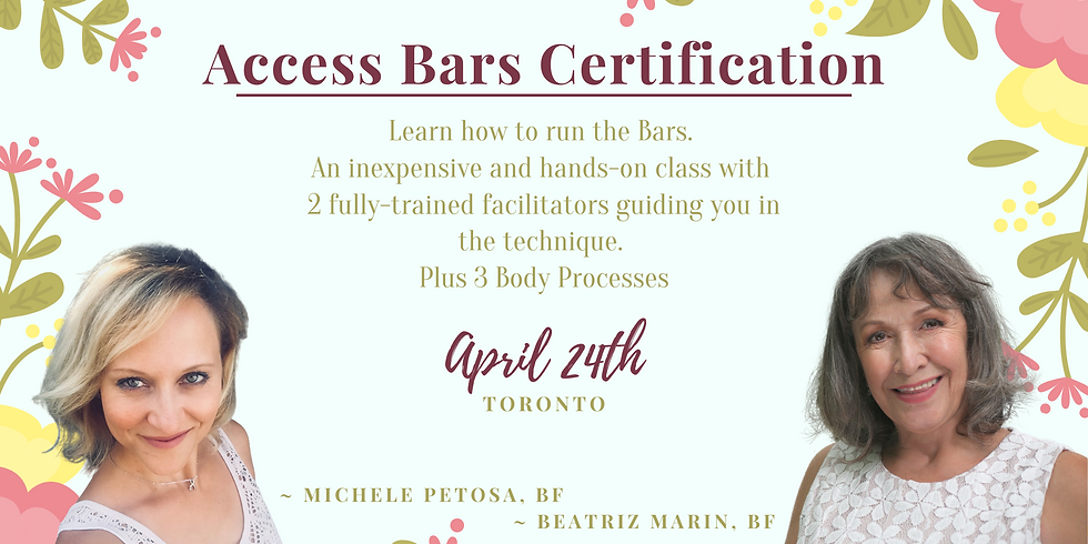 Access Bars Certification